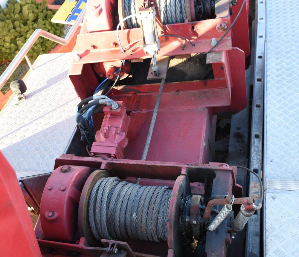 holowanie ciężarówek olsztyn
