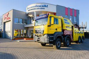 pomoc drogowa olsztyn tir rozwadowski